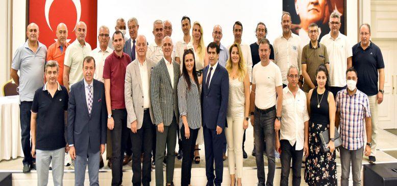 OSİAD'de genel kurul yapıldı