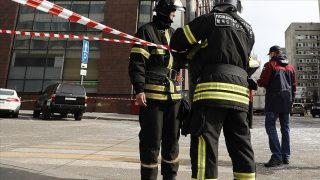 Rusya'da üniversite binasında düzenlenen silahlı saldırıda 8 kişi öldü
