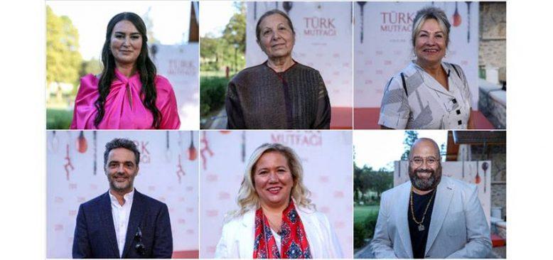 Türk mutfağının asırlık tariflerle dünyaya açıldığı kitap, beğeni topladı