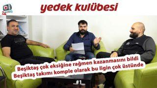 Beşiktaş Süper Ligte kolay kolay yenilmez