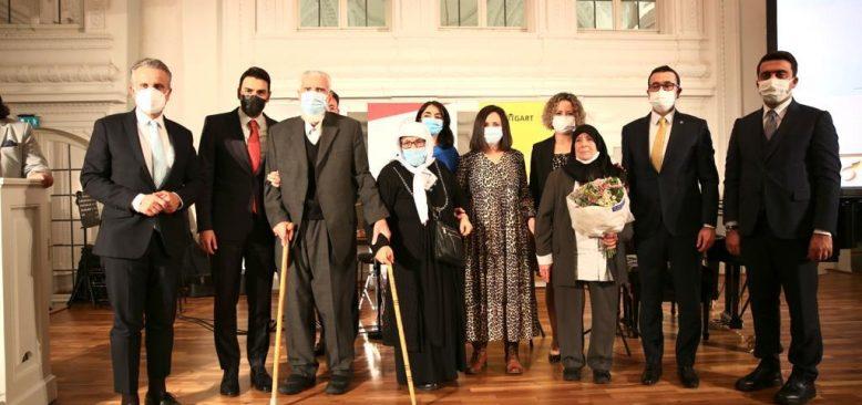 Almanya'nın Stuttgart kentinde 60'ıncı yıla özel program