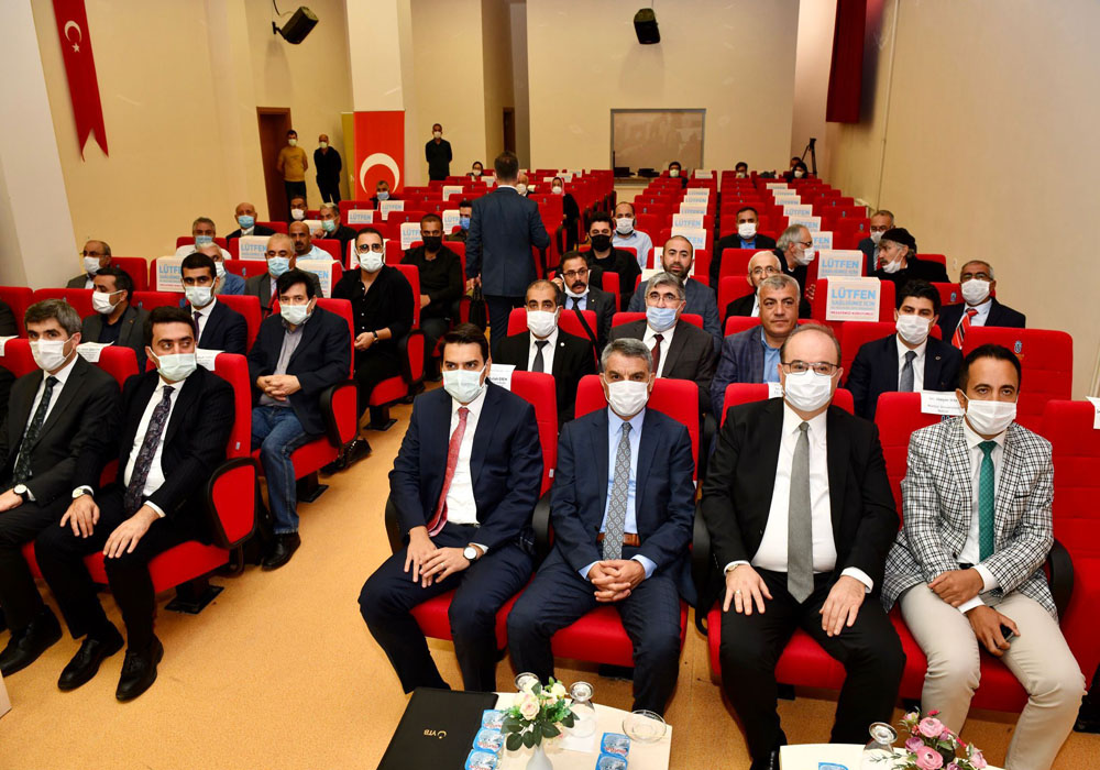 """YTB'den Tunceli'de """"Avrupa'da Alevilik"""" konulu istişare toplantısı"""