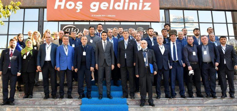 """YTB Destekleriyle """"Türkiye-Dağıstan Tarih ve Kültür Sempozyumu"""""""