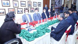 Pakistan Türkiye Mezunları Derneği Açıldı