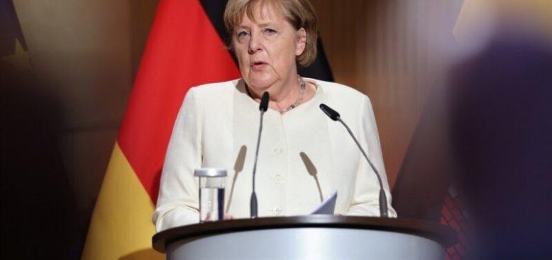 Almanya Başbakanı Merkel Türkiye'yi Ziyaret Edecek