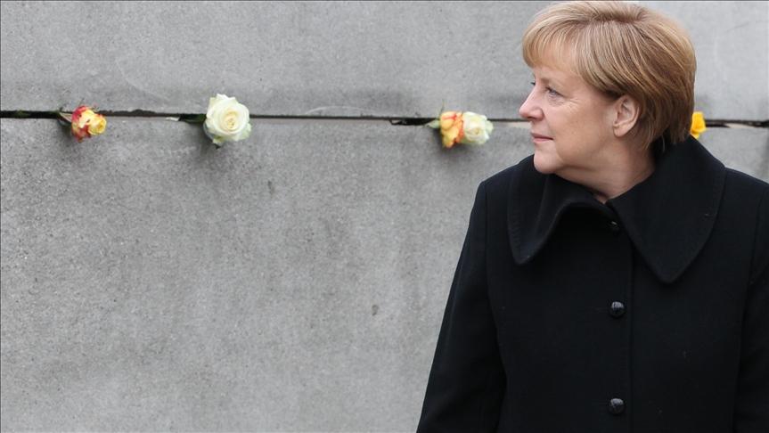 Doğu ve Batı Almanya'nın birleşmesinin 31. yıl dönümü kutlandı