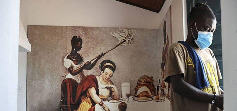 Angola Kölelik Müzesi köleliğin karanlık tarihine ışık tutuyor