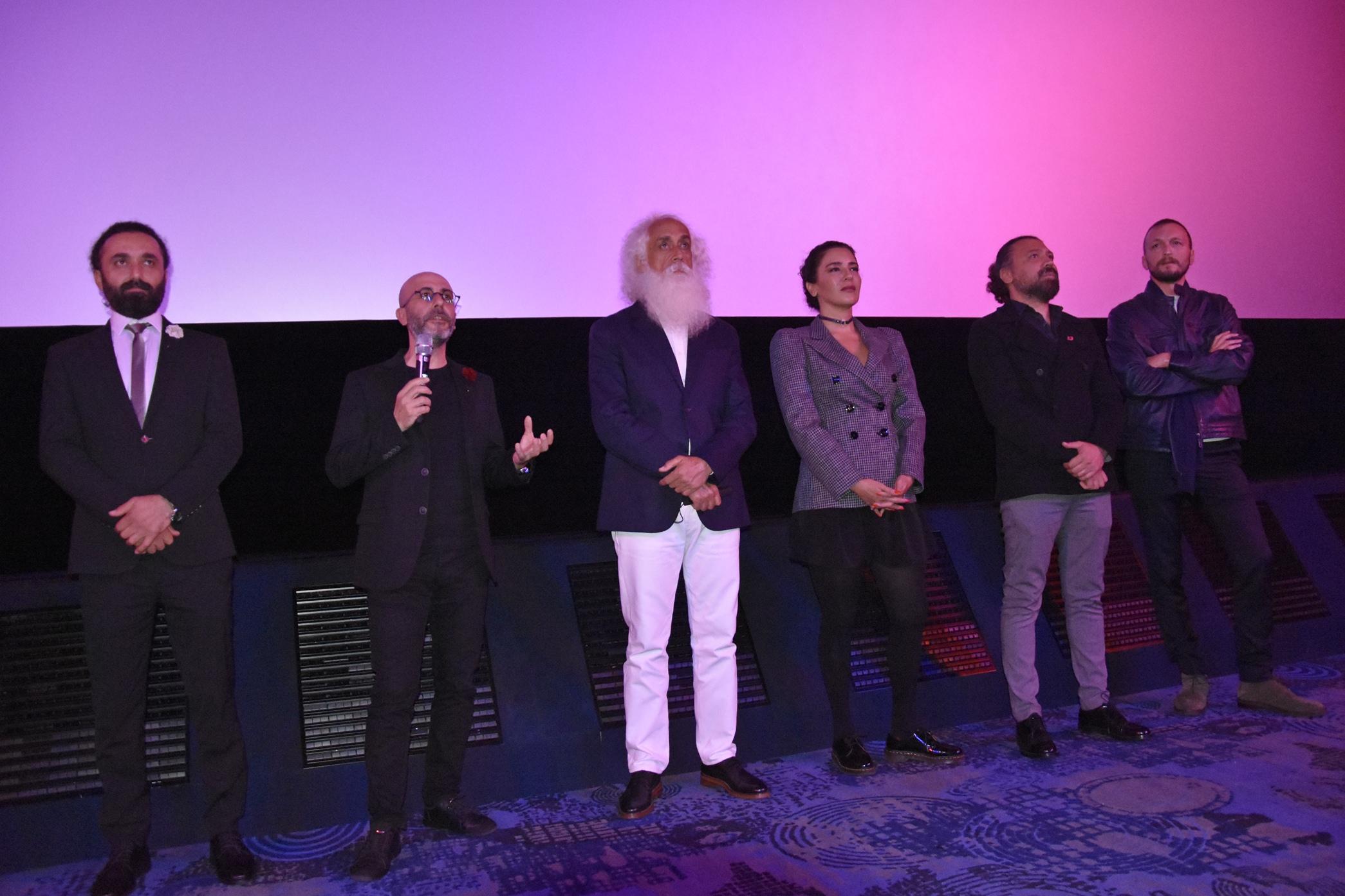 Şeyh Bedreddin filminin Berlin galası yapıldı