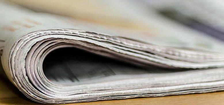 Ünlü gazetede taciz skandalı