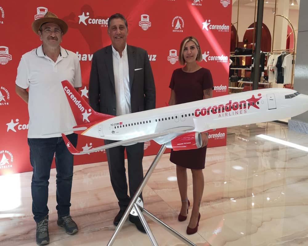 Corendon havacılıkta ve otelcilikte daha da büyümek istiyor
