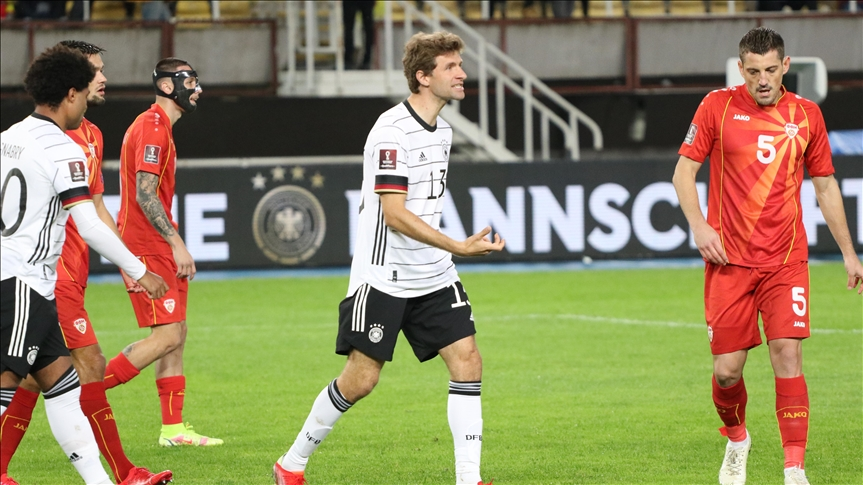 Almanya, Katar 2022'ye katılma hakkı kazanan ilk takım oldu