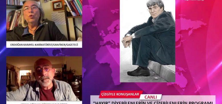 Erdoğan Karayel ile Çizgiyle Konuşanlar: Kemal Gökhan Gürses