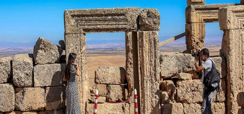 'Gökyüzü Gözlem Etkinliği' tarihin gizemli kalesine ilgiyi artırdı