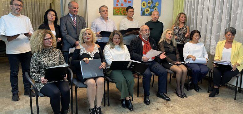 Eski Dostlar Korosu konser hazırlıklarına başladı