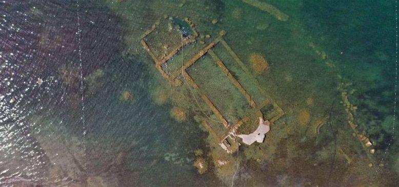 İznik Gölü'ndeki bazilikanın 13ncü yüzyılda gömülerek terk edildiği ortaya çıktı