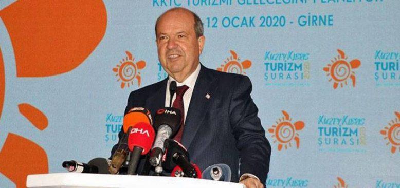 KKTC Cumhurbaşkanı Tatar: Maraş açılımı, KKTC'ye çok şey kazandırdı