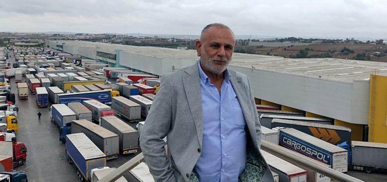 Türk tır şoförleri Avrupa'daki şoför ihtiyacını karşılamaya talip oldu