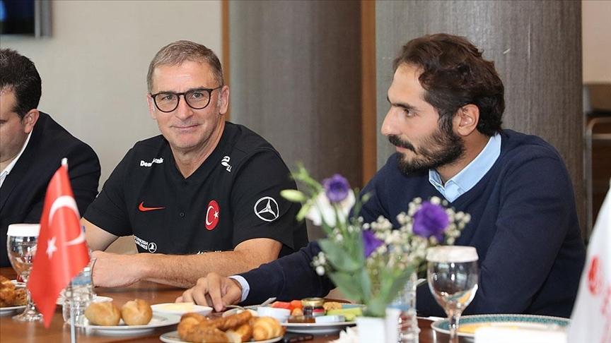 Stefan Kuntz ve Hamit Altıntop'un ilk hedefi Dünya Kupası yolundaki 4 maç
