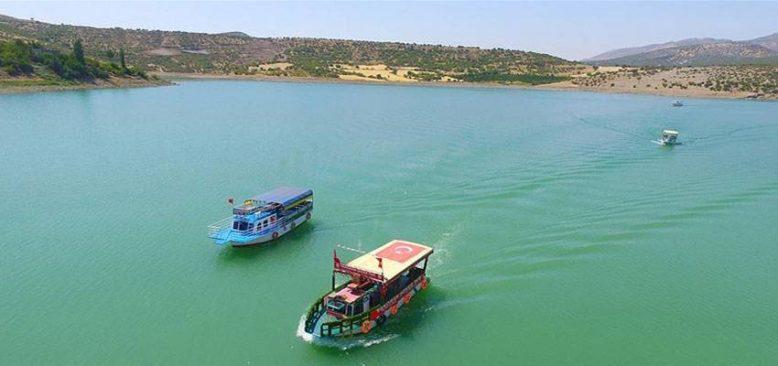 Turistlerin Takoran Vadisi'ne ilgisi tur teknelerinin sayısını artırdı