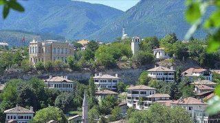 'UNESCO kenti Safranbolu' 1,5 milyon turist hedefine kilitlendi