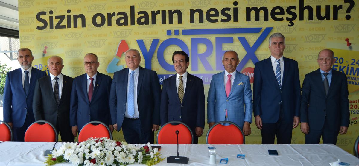 Dünya yöresel ürün pazarından Türkiye daha fazla pay almalı