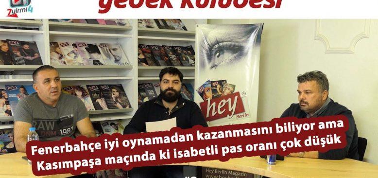 Fenerbahçe oynamadan kazanıyor