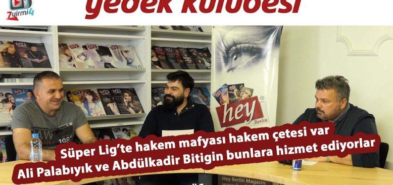 Türk futbolunda Hakem çetesi var, bu araştırılmalı