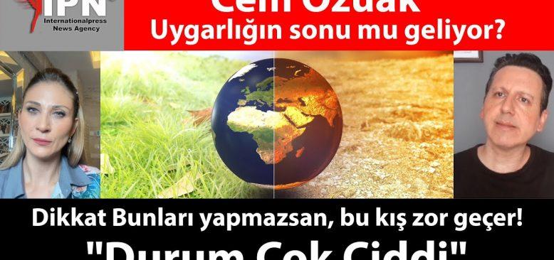 Türkiye'de Kuraklık Krizi Kapıda