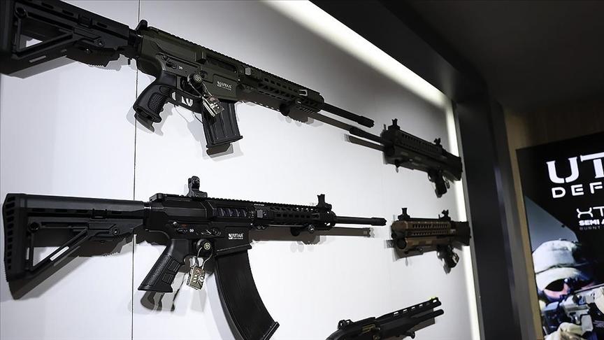 """Alman ARD Kanalı """"Türk silah sanayisinin yükselişte"""" olduğunu yazdı"""